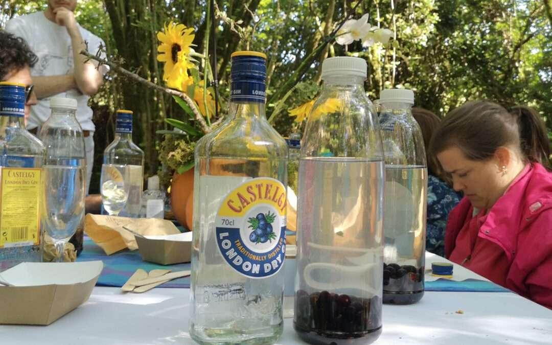Burren Sloe Gin Workshop