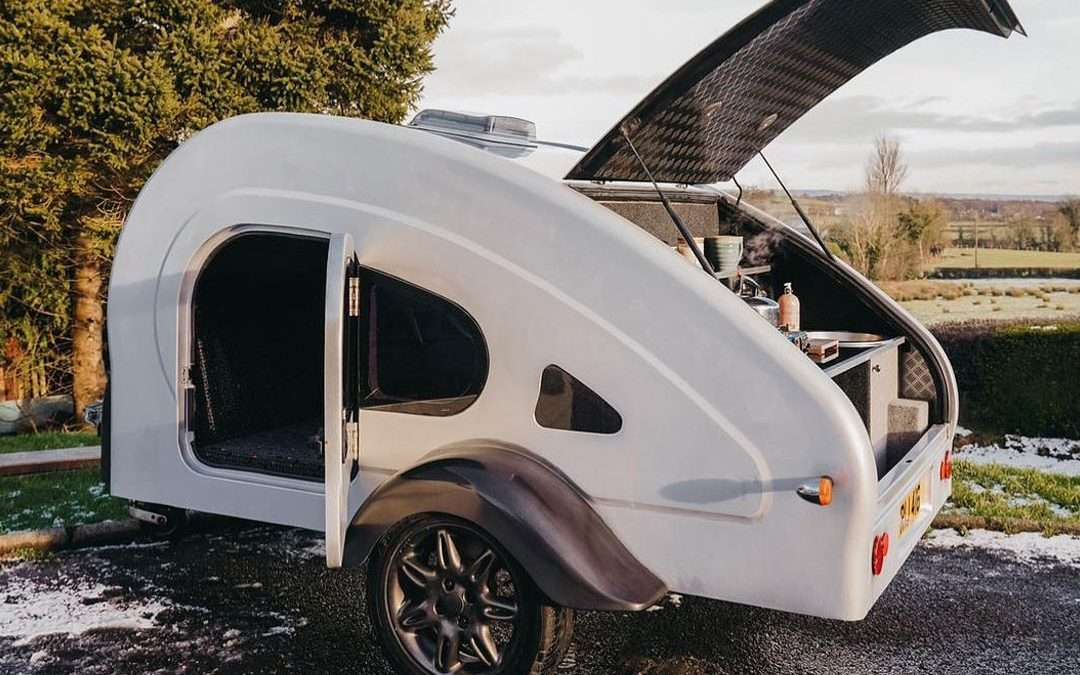 Introducing The Burren ROVER Camper hire