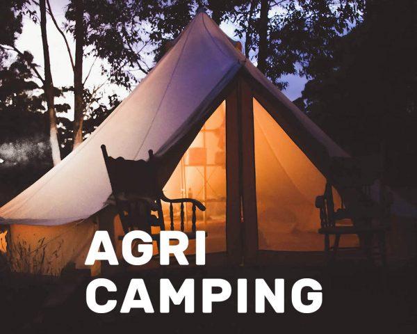 Camping in the Burren